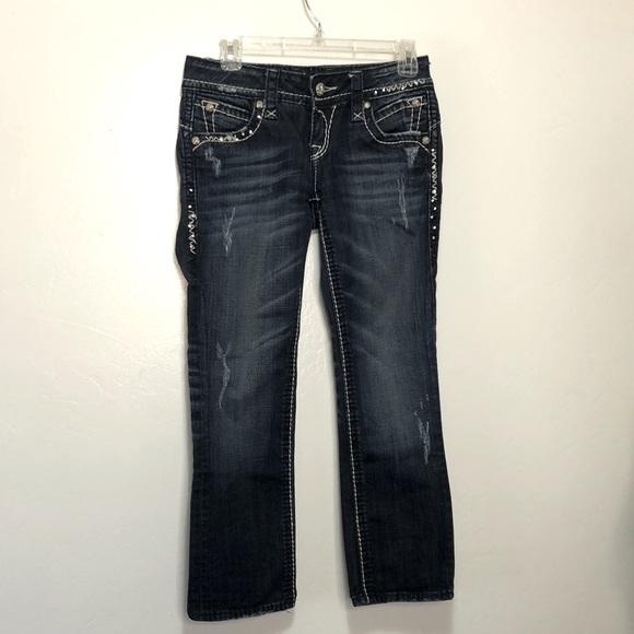 Rock Revival easy Capri jeans size 26